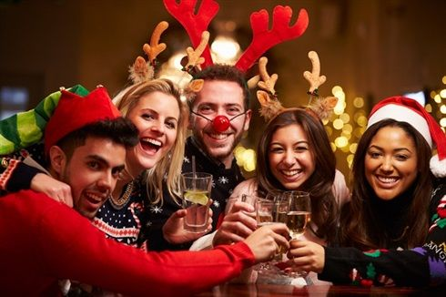 Team Christmas Party Ideas Part - 15: Not Everyone Wants To Wake Up With A Hangover The Day After Your Christmas  Event And For The Non-drinkers In Your Team U2013 Creating ...