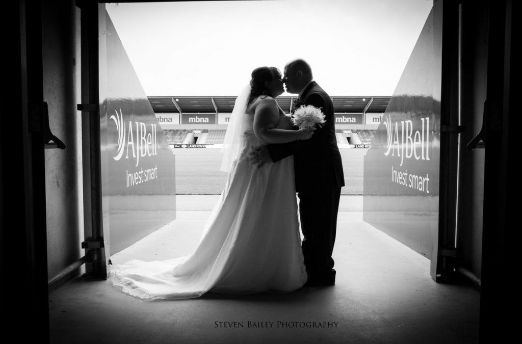 AJ Bell Stadium Wedding Venue