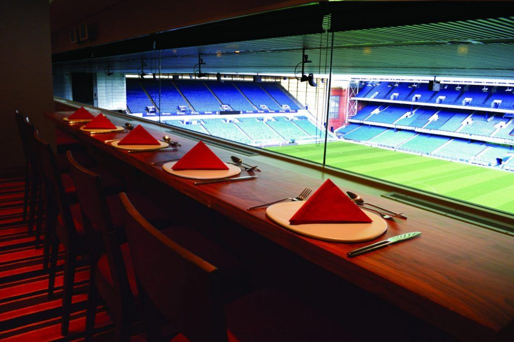 Ibrox Stadium Wedding Venue